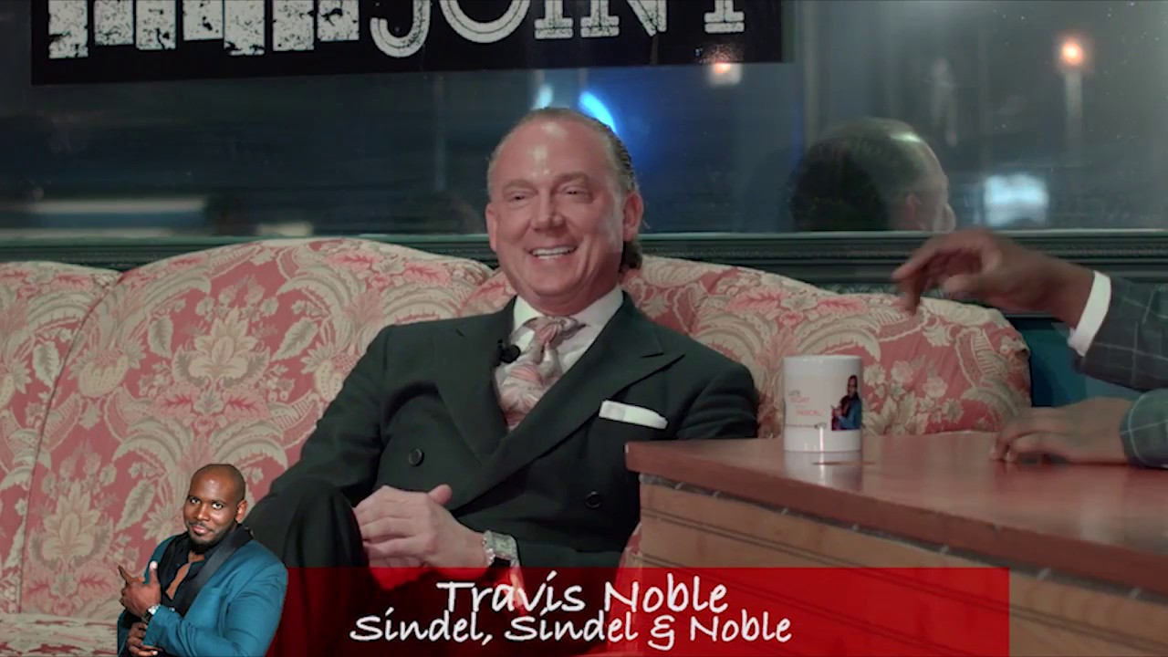 An Intense Interview with Attorney Travis Noble