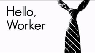 Hello, Worker [Megurine Luka]  English Subs
