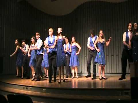 CHS Show Choir 2011 State Listen to the Music