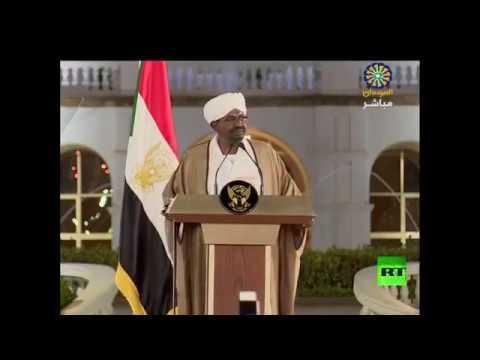خطاب الرئيس السوداني عمر البشير (يعلن فيه حالة الطوارئ في البلاد)  - نشر قبل 12 ساعة