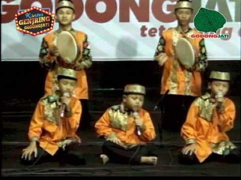 30 Besar Kontes Genjring Godong Jati | Grup DQ Al Wasiat