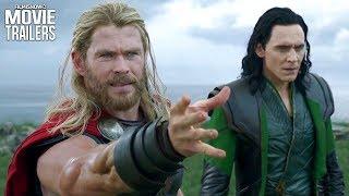 New THOR: RAGNAROK Clip Sees Hela Destroy Thor's Hammer