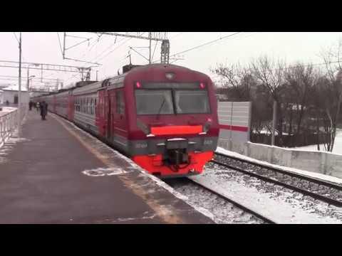 ЭД4М-0431, платформа Никольское