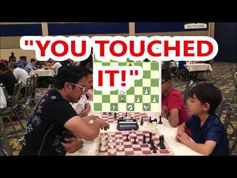 Never Underestimate An 8 Year Old Chess Player!