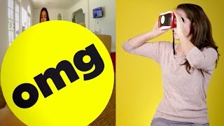 Women Watch Virtual Reality Porn From A Straight Man's POV