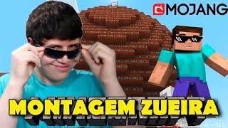 Games EduUu jogando minecraft