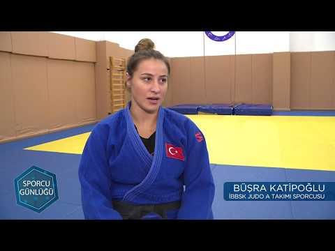Sporcu Günlüğü | JUDO - Büşra KATİPOĞLU