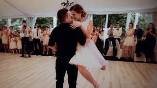 Dirty Dancing First Wedding Dance | Time of My Lif