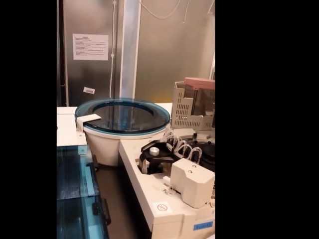 Cobas 6000 analyseinstrument