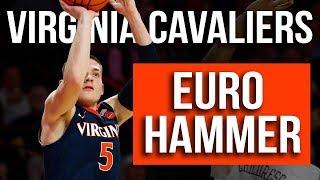 Breakdown   Virginia Cavaliers Euro Hammer Set
