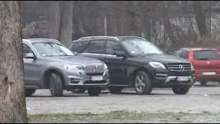 Vrele Gume - BMW X5 protiv Mercedesa ML @ Test