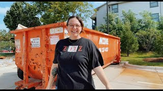 I Found TONS of Pop Funko and Barbie in ONE DUMPSTER! 100k Subs!!!