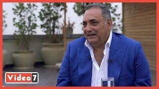 ليه اتبرع منصور عامر بثلث ثروته؟.. الرد مفاجأة