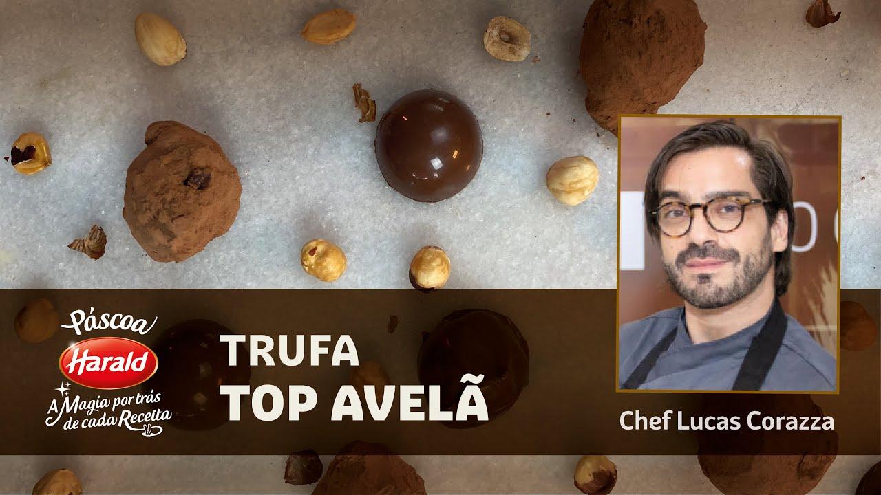 Trufa Top Avelã