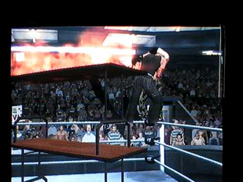 Jeff Hardy vs Matt Hardy Extreme Rules (SVR 09)
