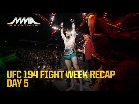 UFC 194 Post-Fight Show