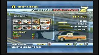 Ford Racing 2 All Cars