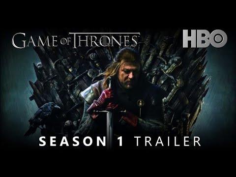 Game Of Thrones Saison 1 Poster Youtube