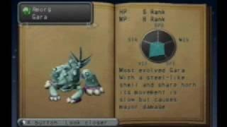 GVG #29 - Jade Cocoon 2 - Complete Beast Notebook!