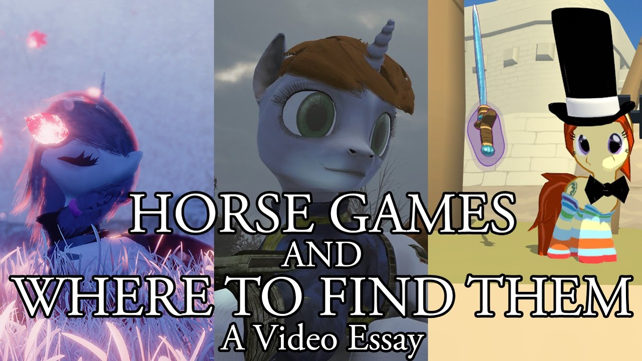 video essay horse games and where to them video essay horse games and where to them