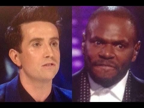 Nick vs Anton - Massive outburst on X Factor