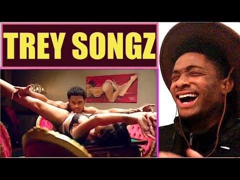 Trey Songz - Animal [Official Music Video] - ALAZON EPI 326 REACTION
