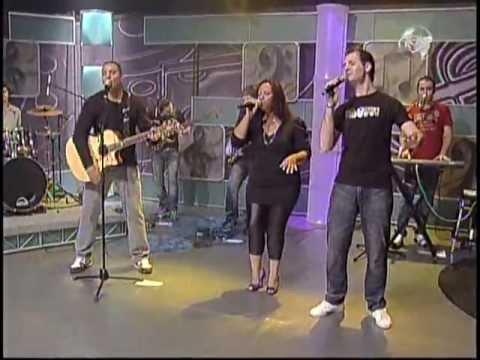 Academia do Som (TV Canção Nova) com a Banda Canal da Graça - Parte 2
