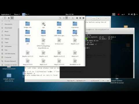 How to install Wireless Driver 80211ng in Kali linux sana 2 0 (2/2)