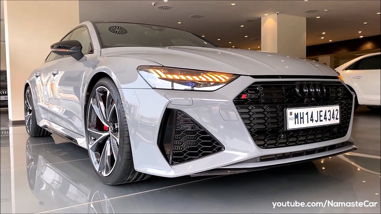 Audi RS 7 Quattro 2020- ₹2 crore | Real-life review