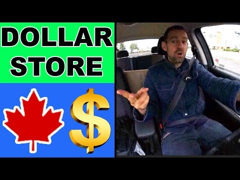 DOLLAR STORE IN CANADA