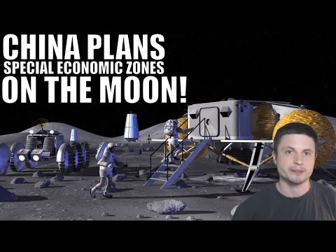 China's Plan to Build a Special Economic Zone on the Moon