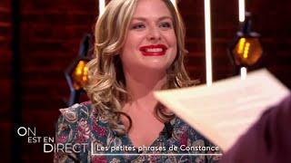 Constance (et Soan !) sur le maquillage et les musées pendant la COVID - On est en direct 13/03/21