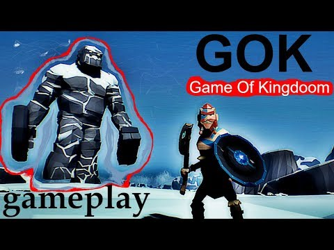 GOK (Game Of Kingdoms) STEAM ♦ Dark Souls НА МИНИМАЛКАХ ? ♦