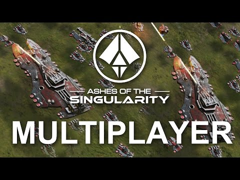 Ashes Of The Singularity - 1vs1 Multiplayer