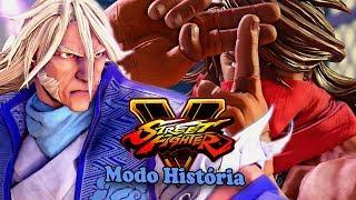 ZEKU é o MELHOR Personagem novo do Street Fighter V?