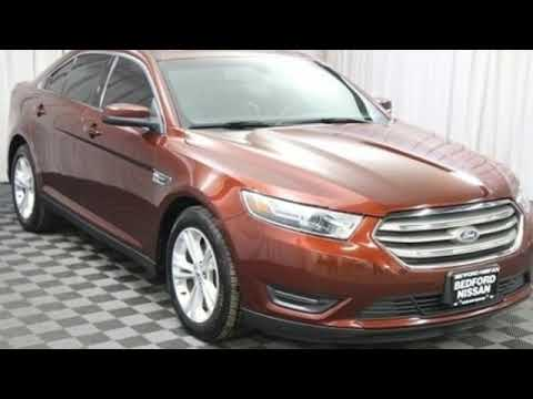 Used 2016 Ford Taurus Bedford, OH #10841