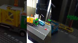 Lego city and andonis world