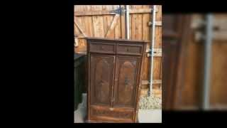 Dallas And East Texas Furniture Repair, Restoration And Refinishing - Smith's Artistic Touch