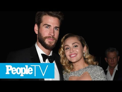 Liam Hemsworth Breaks Silence On His Split With Miley Cyrus  PeopleTV