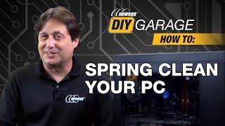 DIY Garage - Spring Cleaning