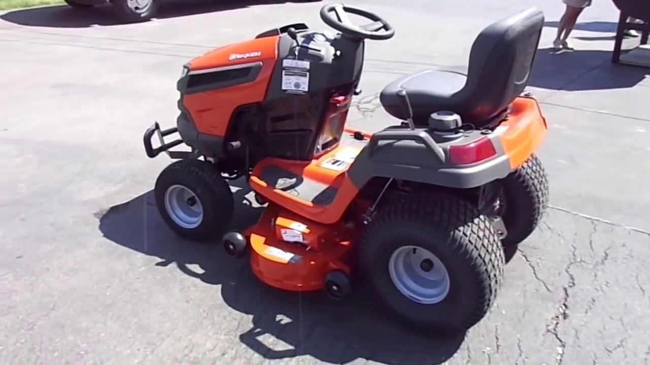 Husqvarna Yt48xls 48 U0026quot  Riding Lawn Mower Tractor Kawasaki