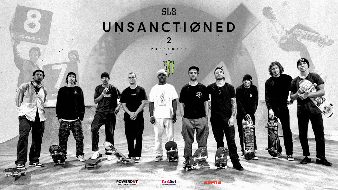 Download SLS UNSANCTIONED 2