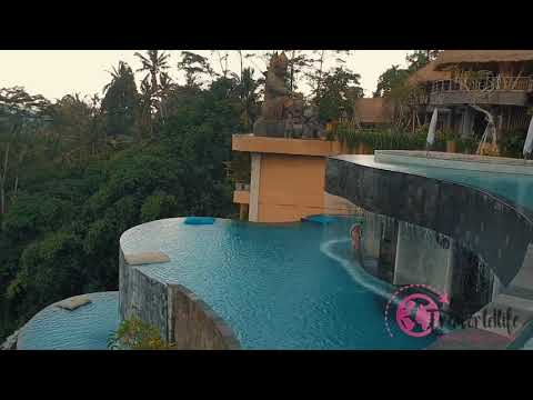 Kayon Jungle Resort Ubud Bali Indonesia!