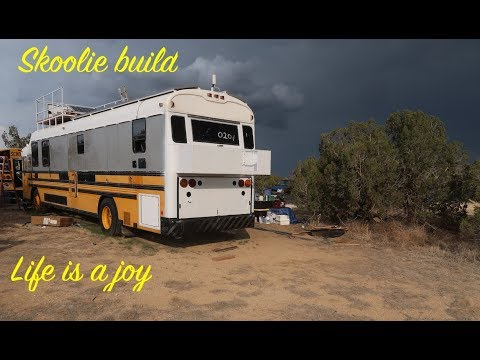 bus-conversion-to-motor-home-#135-update-on-chris-s-bus