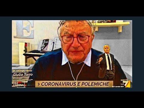 Vogliono censurare i virologi anti-Burioni (25 apr 2020)