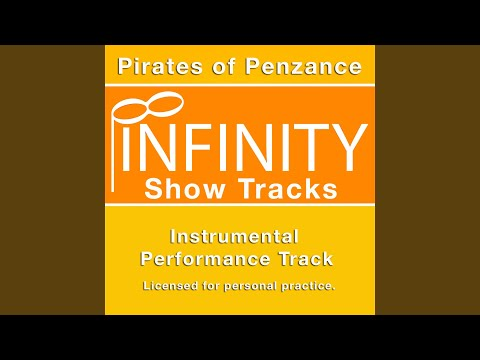 Climbing Over Rocky Mountain (Karaoke Track) (In the Style of Pirates of Penzance)