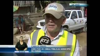 Alcaldía de Durán responde a problemas de cooperativa 5 de junio