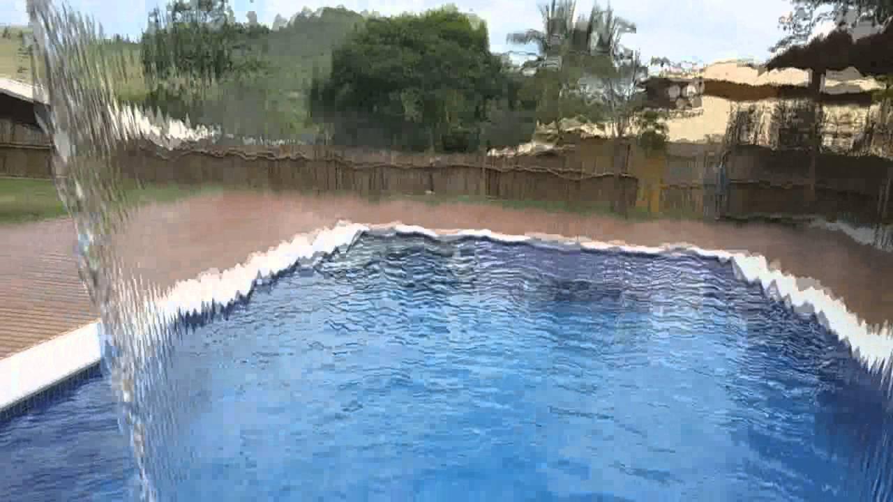 Conhe a uma das piscinas mais lindas e modernas do brasil for Piscinas rectangulares modernas