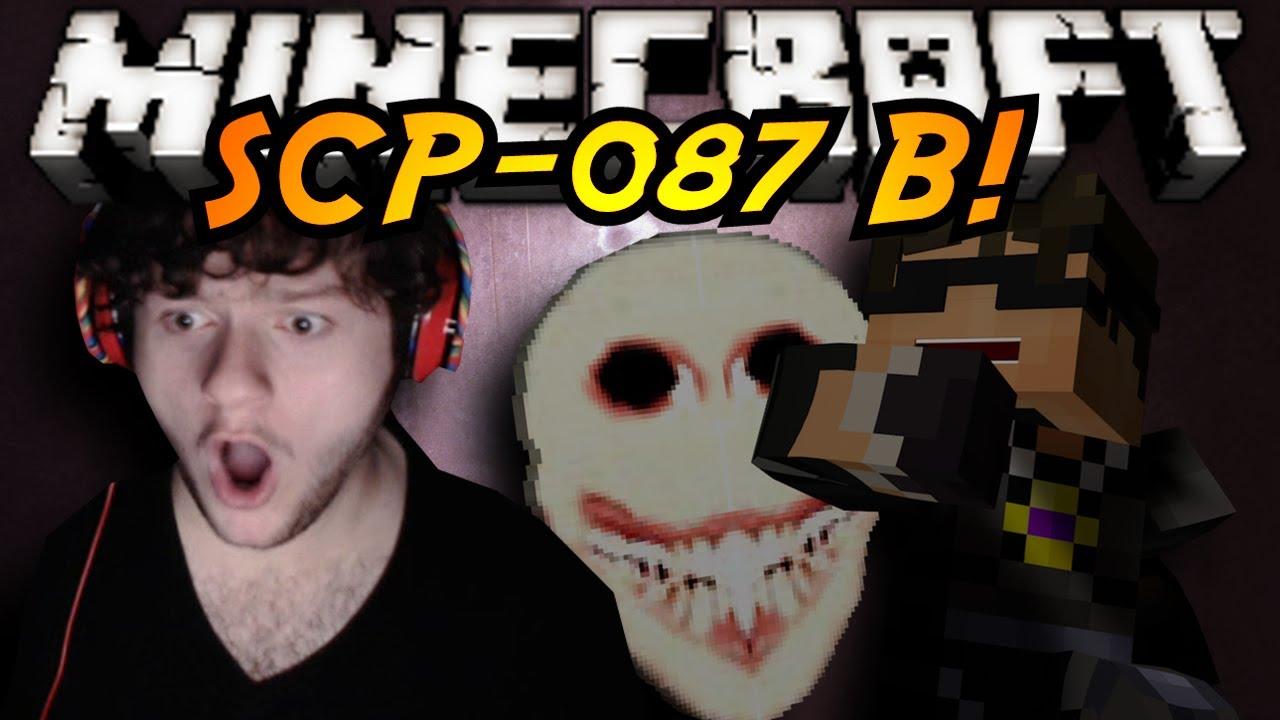 Minecraft Horror Game SCP B YouTube - Minecraft horror spiele