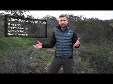 Backpacker Magazine Review: The North Face Verto Micro Hoodie Jacket